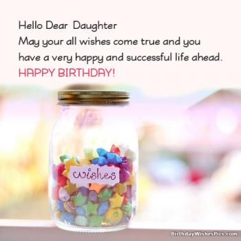 birthday images for daughter
