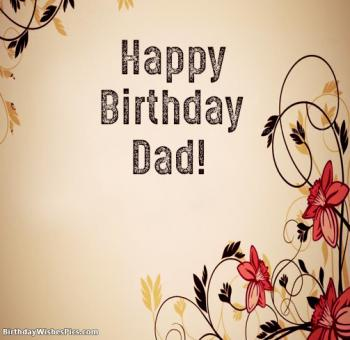 birthday images for father