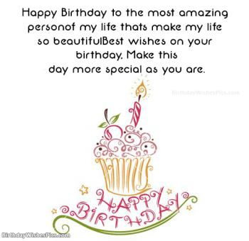 birthday images for lover with messages