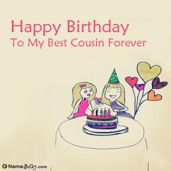 birthday wishes for cousin