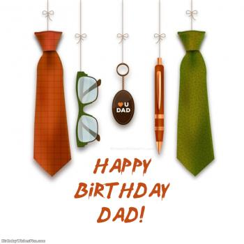 birthday wishes for dad from son