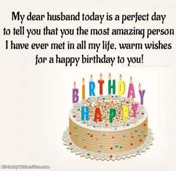 birthday wishes for hubby