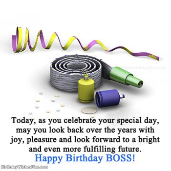 birthday wishes images for boss