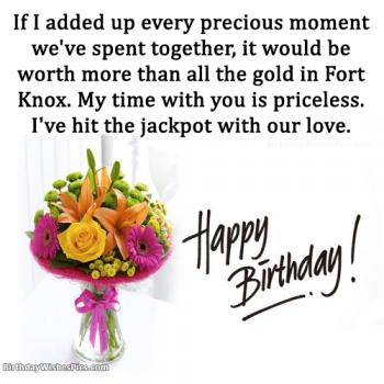 birthday wishes images girlfriend