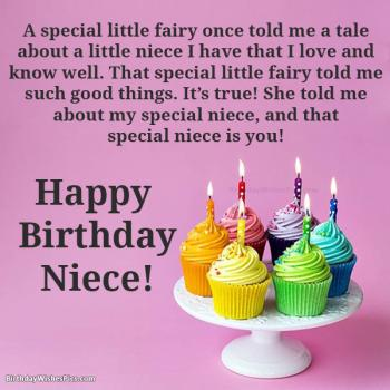 birthday wishes to niece images