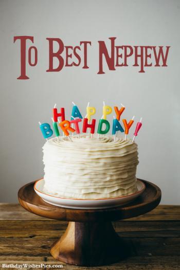 free happy birthday nephew images
