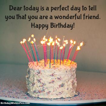 friend birthday images free download