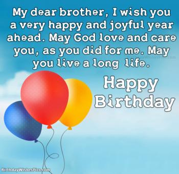 Happy birthday wishes for brother very first best friend funny birthday wishes for brother voltagebd Choice Image