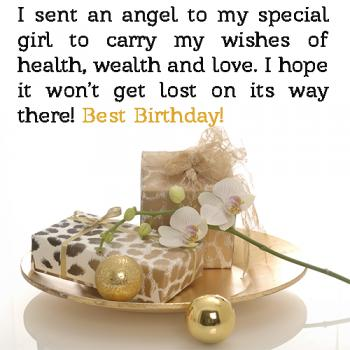 girl birthday wishes images