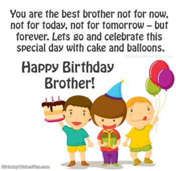 happy birthday bhai images