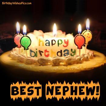 happy birthday dear nephew images