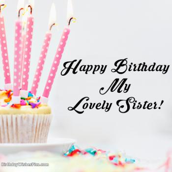 happy birthday dear sister images