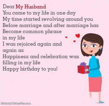 happy birthday hubby images