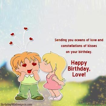 happy birthday images for boyfriend