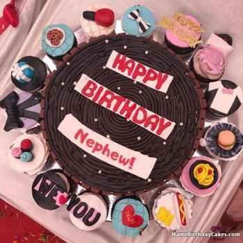 happy birthday nephew cake images