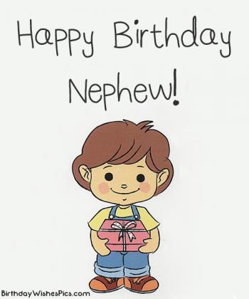 happy birthday nephew pics