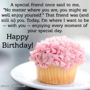 happy birthday letter to a special friend best happy birthday wishes for special friend with images 18431