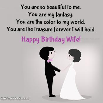 happy birthday wife images