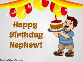happy birthday wishes nephew images