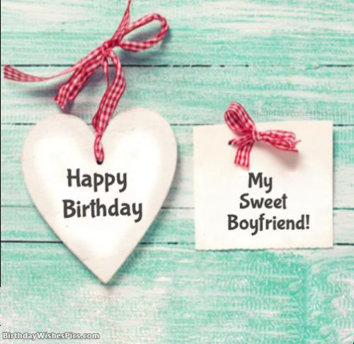 Birthday Message Kay Boyfriend: Download